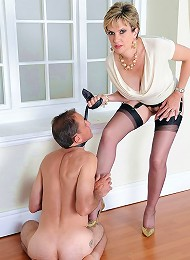 Dominant trophy wife