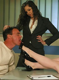Bobbi Starr, Madison Young and Wild Bill