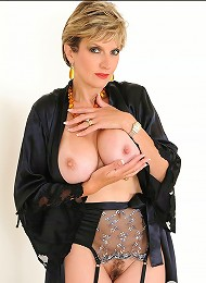 Milf in lingerie