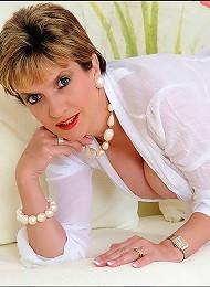 Buxom mature governess